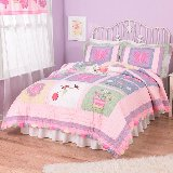 Annas Dream Quilt  Bedding Set