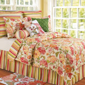 Alessandra Quilt and Bedding Set