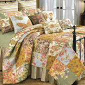 Arden Quilt and Bedding Set