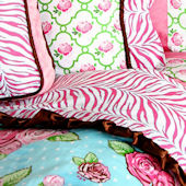Caden Lane Boutique Pink Duvet Bedding