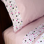 Caden Lane Classic Pink Sheet Set