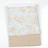 Glenna Jean Central Park Crib Skirt