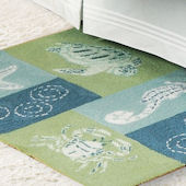 Waters Edge Washable Rug