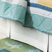 Waters Edge Bed Skirt