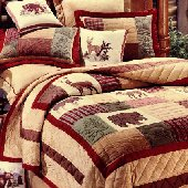 Big Sky Quilt and Lodge Bedding