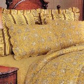 Berkeley Yellow Euro Sham