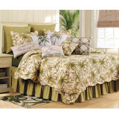 Barbados Sand Quilt and Bedding