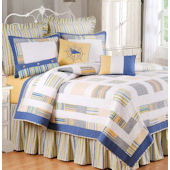 Bridgewater Quilt and Bedding