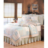 Coastal Living Quilt and Bedding