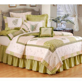 Fern Valley Quilt and Bedding