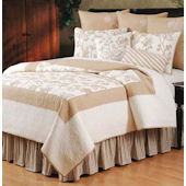 Harlow Quilt and Bedding