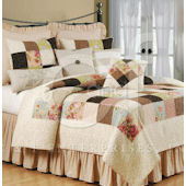 Maggie Cottage Quilt and Bedding