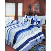 Nantucket Dream Quilt and Bedding