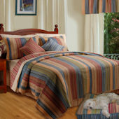 Greenland Home Fashions Katy Quilt Set