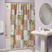 Blooming Praire Shower Curtain