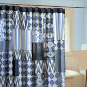 Greenland Home Fashions Santorini Shower Curtain
