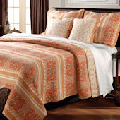 Greenland Home Fashions Taj Quilt Set