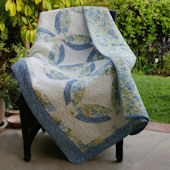 Greenland Home Fashions Franesca Throw