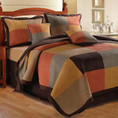 Greenland Home Fashions Trafalgar Quilt Set
