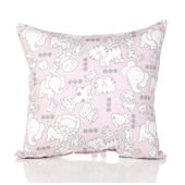 Glenna Jean Bella and Friends Print Pillow