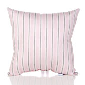 Glenna Jean Bella and Friends Pink Stripe Pillow