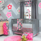 Glenna Jean Addison Crib Set