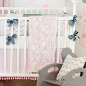 Glenna Jean Bella and Friends Crib Quilt