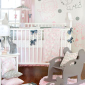 Glenna Jean Bella and Friends Crib Set