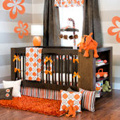 Glenna Jean Echo Sweet Potatoe Crib Set