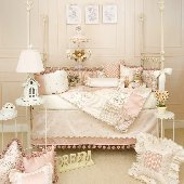 Glenna Jean Madison Crib Bedding Set