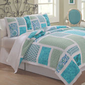 Belfast Quilt and Sham Bedding Set