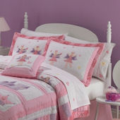 Fairy Princess Garden Sheet Set