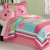 Gardeners Friend Quilt Bedding Set