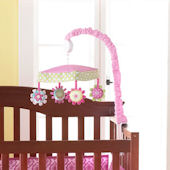Jenny McCarthy Selvalicious Crib Mobile