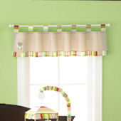 Jenny McCarthy ABC Window Valance