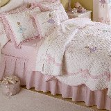 Ballet Lessons Quilt and Sham Set