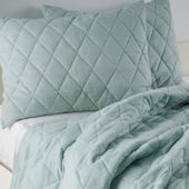 Rizzy Home Sky Quilted Bed Set